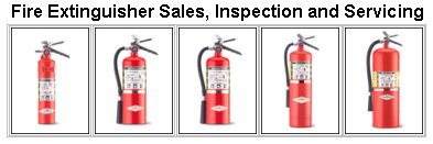 Fire Extinguisher Service Raleigh