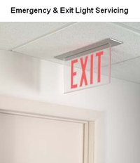 Emergency and Exit Light Service Raleigh NC